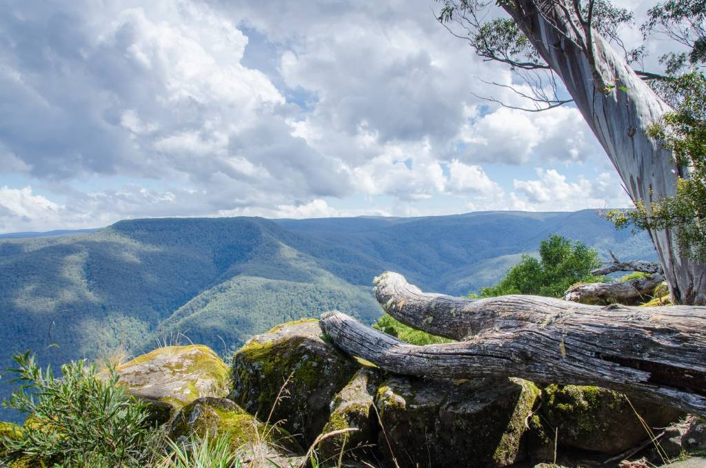 Road to Barrington Tops from Gloucester closed