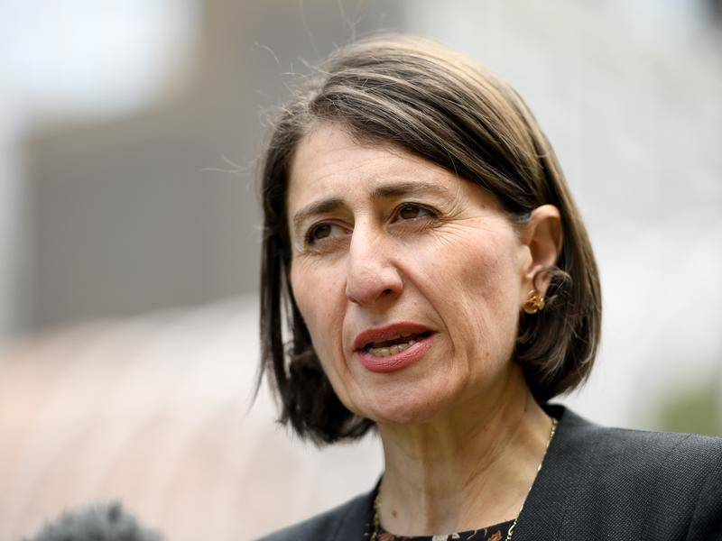 NSW Premier Gladys Berejiklian has denied ever giving former MP Daryl Maguire favourable treatment.
